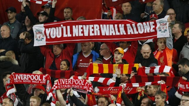 """You 'll never walk alone"" – Πέθανε ο Τζέρι Μάρσντεν!"